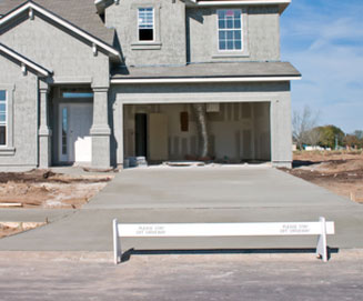 New Driveways & Curbs